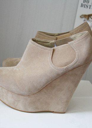 Kup mój przedmiot na #vintedpl http://www.vinted.pl/damskie-obuwie/polbuty/15804503-parmars-piekne-bardzo-oryginalne-koturny