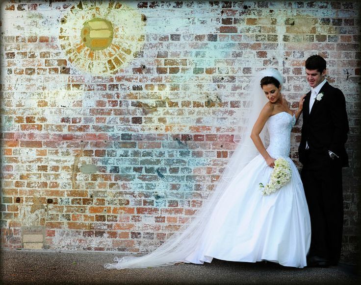 creative wedding photography by Tertius Pickard