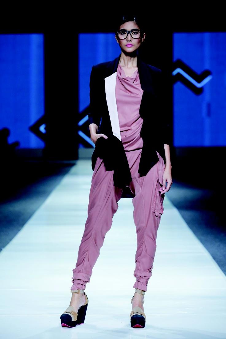 Oline Workdrobe at the Cleo Fashion Award 2012