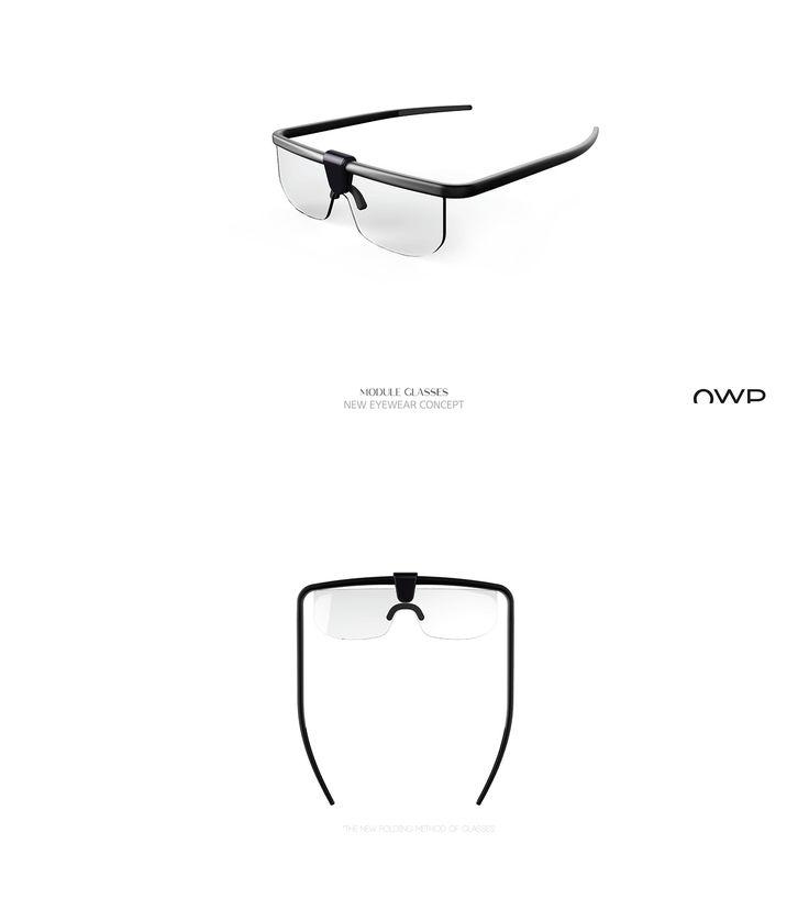 """내 @Behance 프로젝트 살펴보기: """"Module Glasses_Glasses_Int'l Eyewear Design Top 20  [20"""" https://www.behance.net/gallery/45880367/Module-Glasses_Glasses_Intl-Eyewear-Design-Top-20-20"""