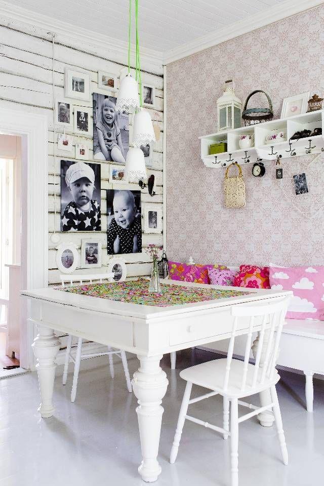 Our home @ Unelmien Talo & Koti. Koko perhe koolla | Unelmien Talo&Koti