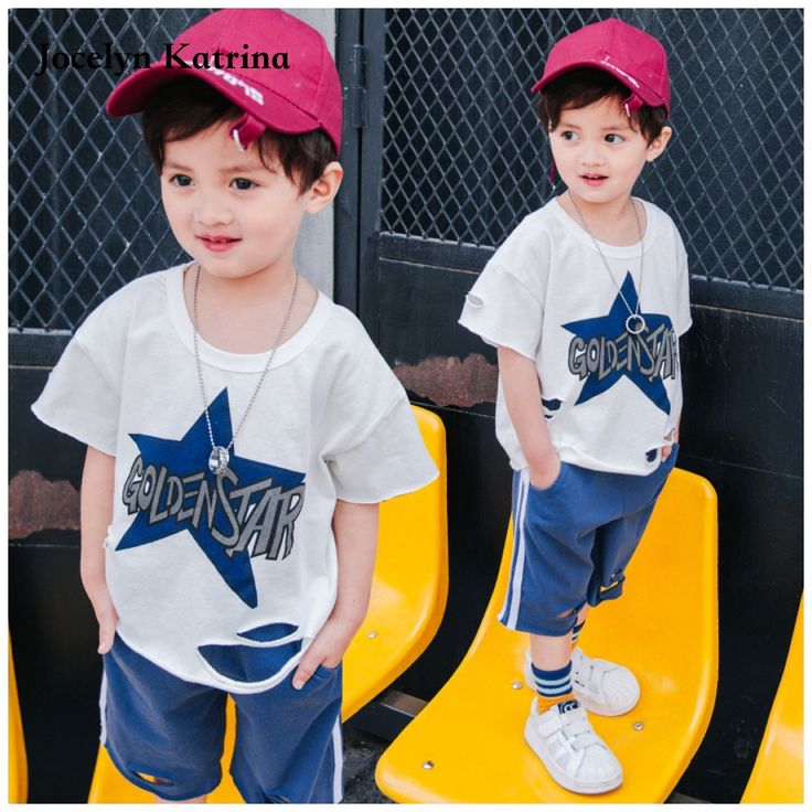 >> Click to Buy << Children's clothing boys sets 2017 new summer child short-sleeve sports costumes for big boy casual sport suit 3-10 years #Affiliate