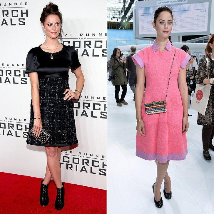 Pin for Later: Maze Runner's Kaya Scodelario Could Win The Scorch Trials For Style Alone