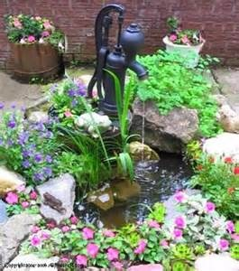 1000 ideas about homemade water fountains on pinterest for Homemade pond fountain ideas