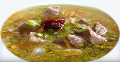 Tipsku: Tips Cara Membuat Resep Masakan Soto Makasar Yang ...