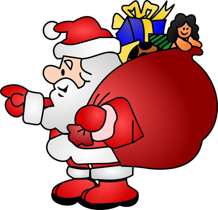 Santa, Człowiek, Noel, Święty Mikołaj, Boże Narodzenie