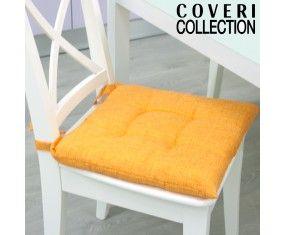 www.sconticasa.it  Cuscino denim  Marcato Coveri Collection  Colore Arancio  Misure Lunghezza 40cm Larghezza 40cm