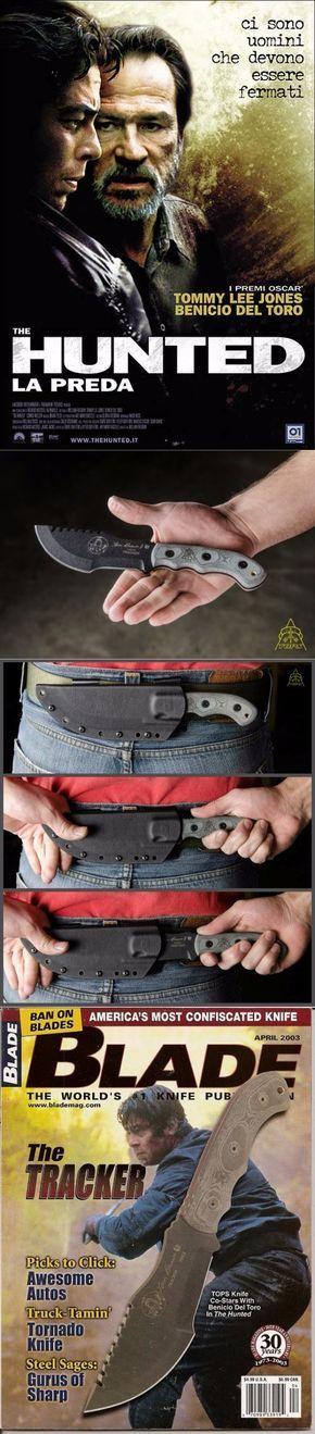 Tops Knives Tom Brown Tracker Survival Blade/knife #survival #survivalknife #trackerblade #survivalgear