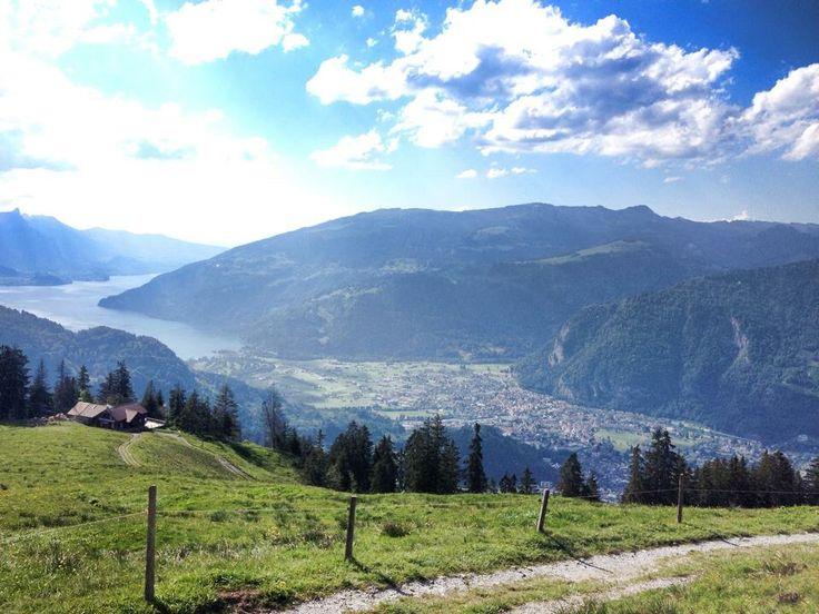Bönigen   Interlaken   Brienzersee   Switzerland   Mountains