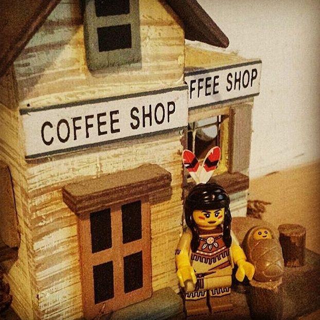 Coffee nel western