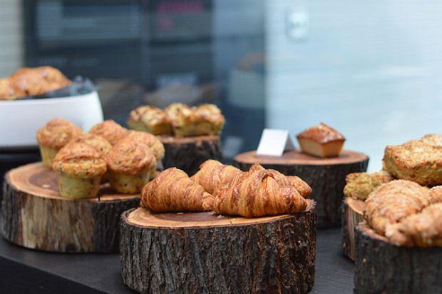 Craftsman & Wolves pastry display, San Francisco