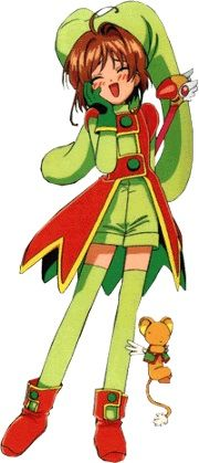 The Green Orange and Green  Jester outfit Costume features in episode: 30