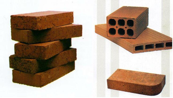 Tipos de ladrillos para tus trabajos de albañilería