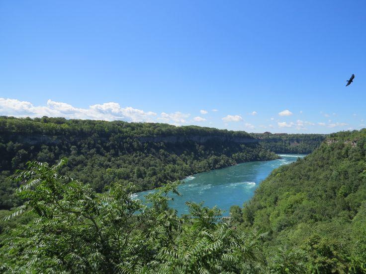 The Niagara Gorge | Canada  #Ontario #YoursToDiscover