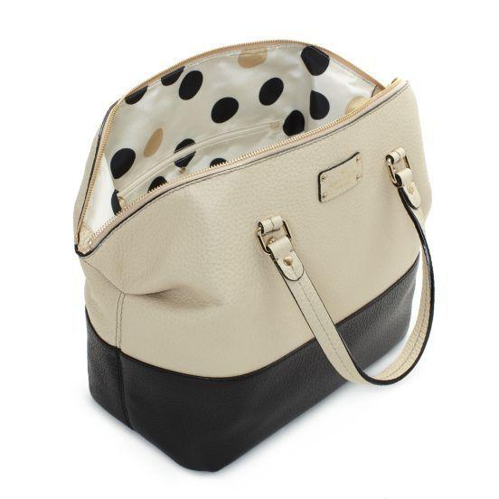 kate spade | leather handbags - kate spade grove court blaine