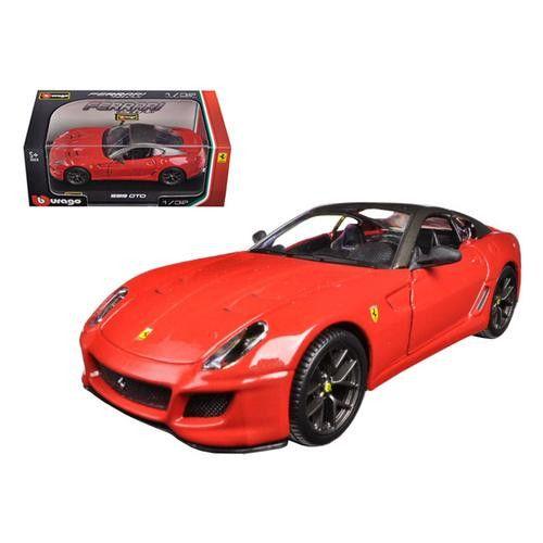 Ferrari 599 GTO Red 1/32 Diecast Model Car by Bburago