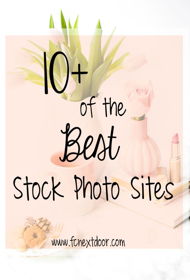 Fit Chick's - 10+ of the Best Stock Photo Sites