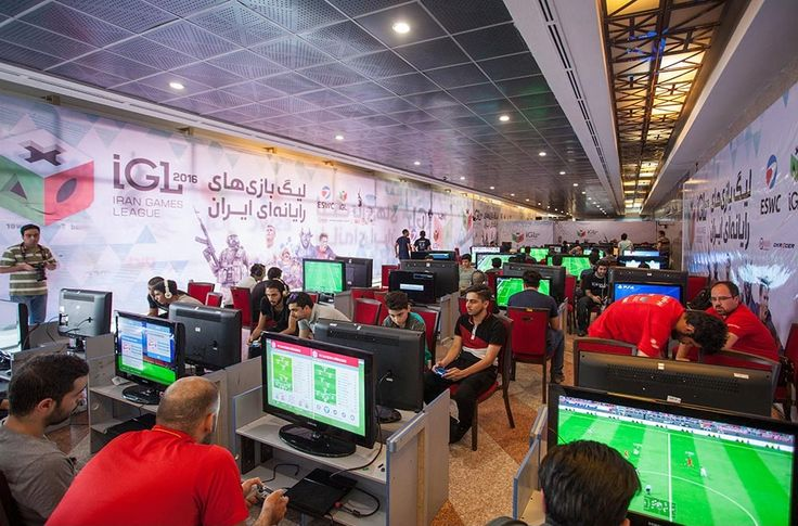 Intl Gaming Companies Looking Forward to Tehran Game Conference