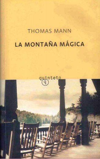 La Montaña Mágica - Thomas Mann