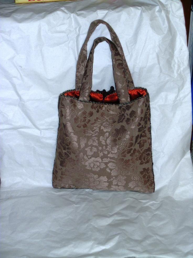 Back of Christine's Bag