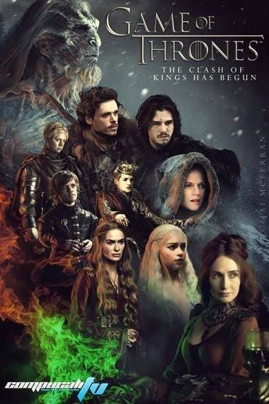 Game of Thrones Temporada 5 HDTV Latino