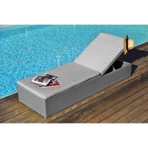 Chaise Longue Transat Salon De Jardin Table Et Chaises De Jardin Chaise Longue