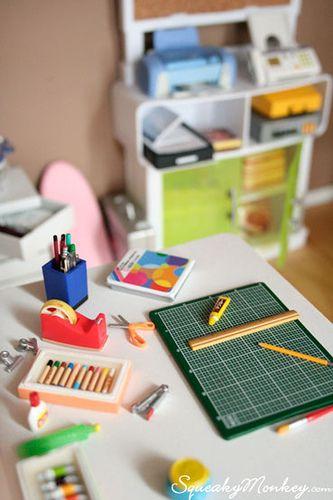 Doll House Miniature Craft Set @Alex Jones Jones Leichtman Charikova 6 Months H-McConnell