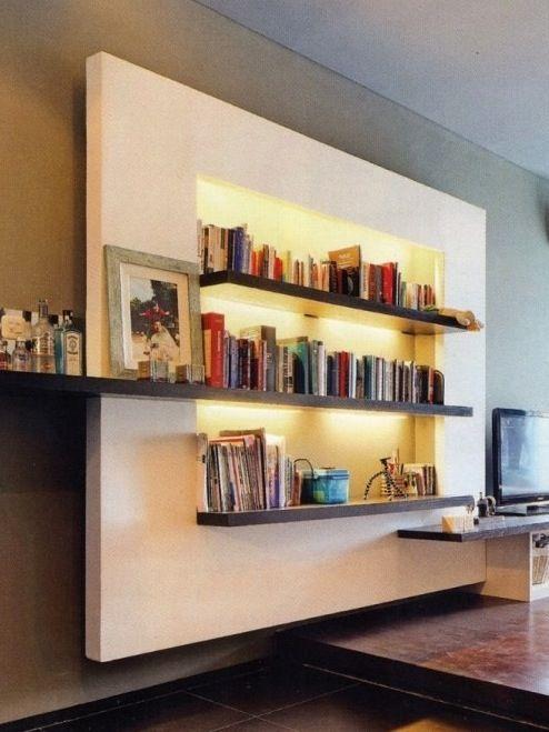 M s de 1000 ideas sobre repisas para chimenea en pinterest chimenea de pizarra chimenea de - Libreria de luces ...