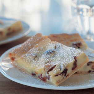 Ricotta Tart with Cranberries | Williams-Sonoma