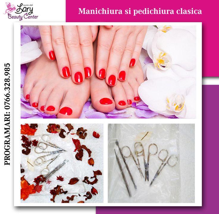 mani-pedi clasica    http://www.larybeautycenter.ro/servicii/mani-pedi-clasica