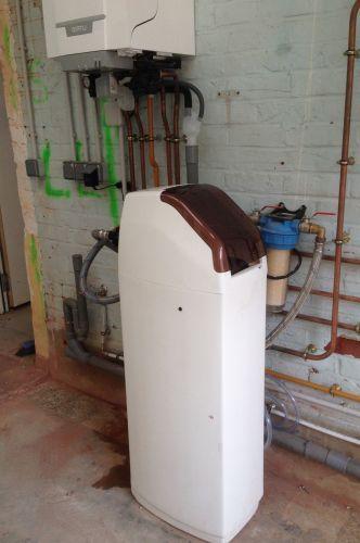 Installation d'un adoucisseur d'eau Villeneuve d'Ascq