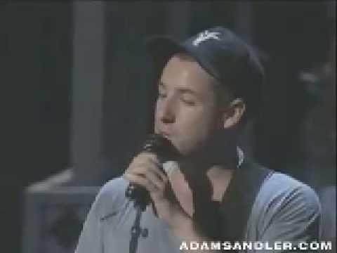 ▶ ADAM SANDLER - CHANUKAH (HANUKKAH) SONG [PART 1] - YouTube