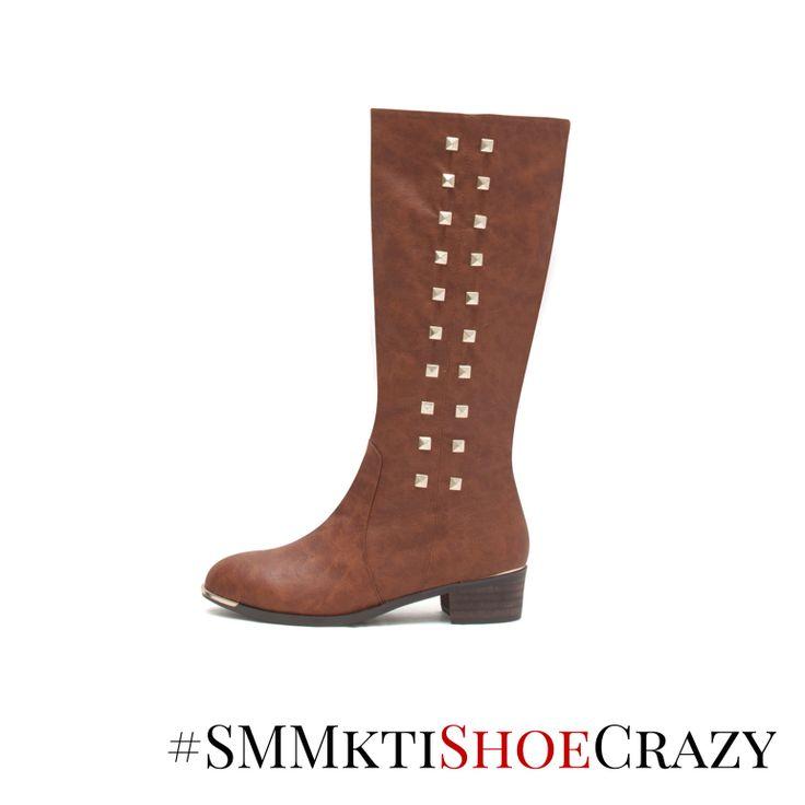 Parisian Boots #Boots #SMParisian #SMShoesAndBags #SMMktiShoeCrazy