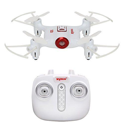 Juguetes De Control Remoto Syma X21 RC Quadcopter Drone UFO Mini Nano Con Aviones No Tripulados Con El Modo Sin Cabeza Un Botón De Despegue / Aterrizaje Función De Mantenimiento De Altitud De 2,4 GHz 6-Axis Gyro Negro Quadcopter - http://www.midronepro.com/producto/juguetes-de-control-remoto-syma-x21-rc-quadcopter-drone-ufo-mini-nano-con-aviones-no-tripulados-con-el-modo-sin-cabeza-un-boton-de-despegue-aterrizaje-funcion-de-mantenimiento-de-altitud-de-24-ghz/