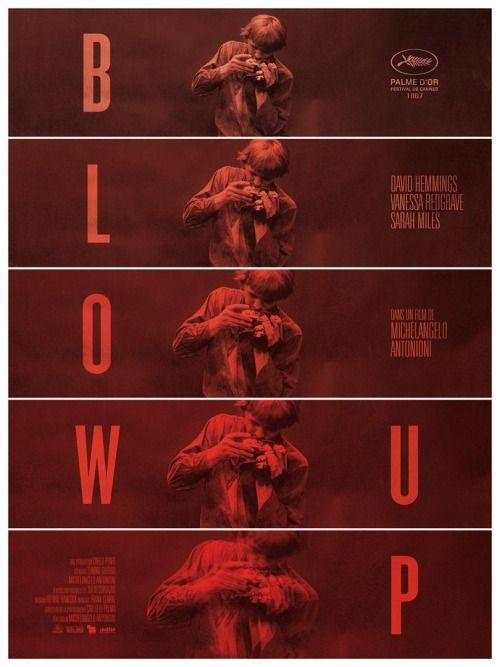 Michelangelo Antonioni's Blow-Up (1966).