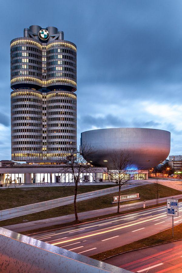 Museo BMW, Munich, Alemania