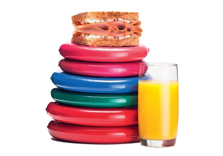 Vença o sedentarismo caprichando no café da manhã