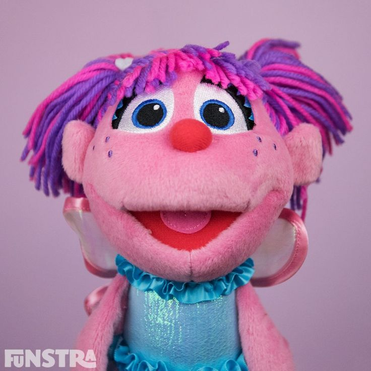 Abby Cadabby and more Sesame Street toys at Funstra