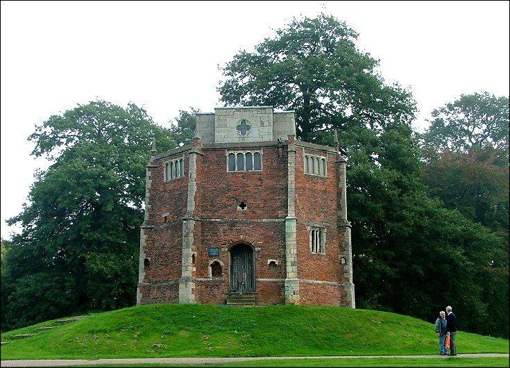 Red Mount chapel, Kings Lynn - England