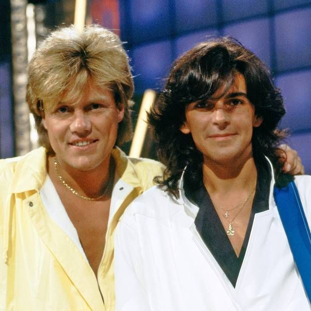 Thomas Anders Starporträt News Bilder 80er Frisuren