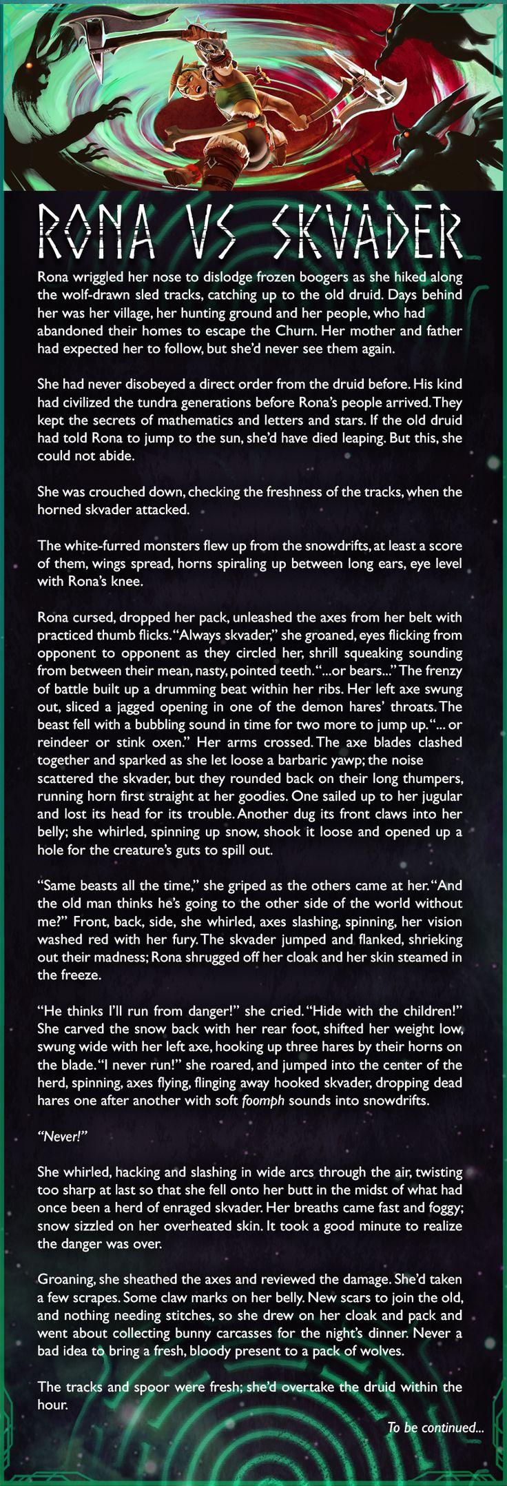 Rona vs Skvader | Vainglory