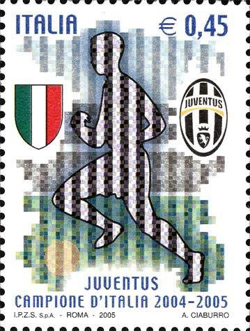 2005 - Juventus campione d'Italia 2004-2005