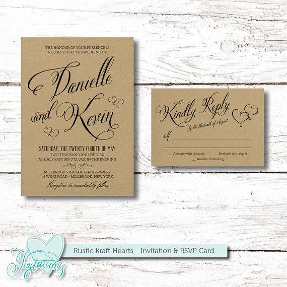 72 best wedding invitations images on pinterest etsy shop