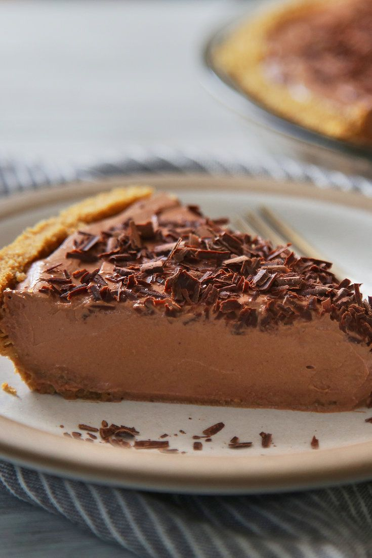 "This foolproof vegan pie combines a thick, creamy, chile- and cinnamon-laced pudding from Mark Bittman with a graham cracker crust adapted from the cookbook ""Vegan Pie in the Sky."" The pudding, which can also stand alone, is made with silken tofu, and it comes together in 10 minutes in the blender, which whips in air for a mousse-like texture The chocolate is of the utmost importance here; its flavor will be the one that dominates, so be sure to buy the highest quality you can Top with…"