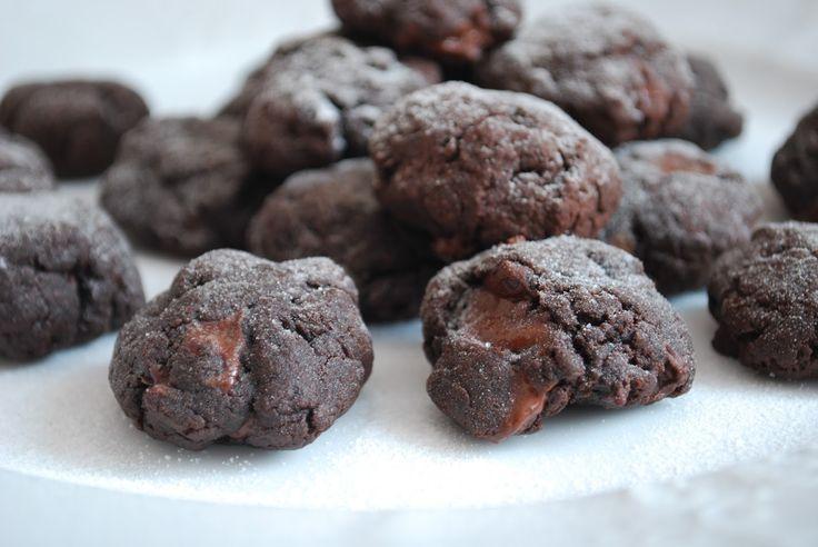 Cuisine and Me!?: Воскресные печеньки с авокадо. Lazy sunday cookies.