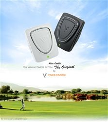 Your distance to the green is just a click away thanks to the Voice Caddie VC 200 Golf GPS