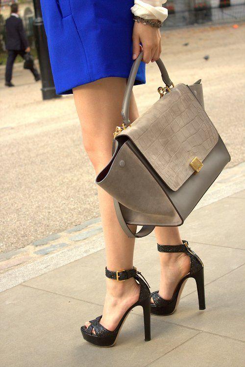 Celine + MiuMiu, accoppiata di stile -il mio stile- vincente! *__* #fashion