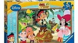 Ravensburger Jake and Never Land Pirates (35 Pieces) No description (Barcode EAN = 4005556087167). http://www.comparestoreprices.co.uk/board-games/ravensburger-jake-and-never-land-pirates-35-pieces-.asp
