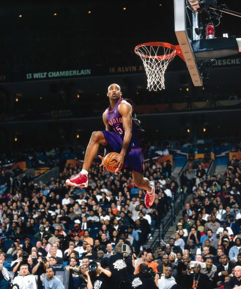 2000 Slam Dunk Contest,  Vince Carter