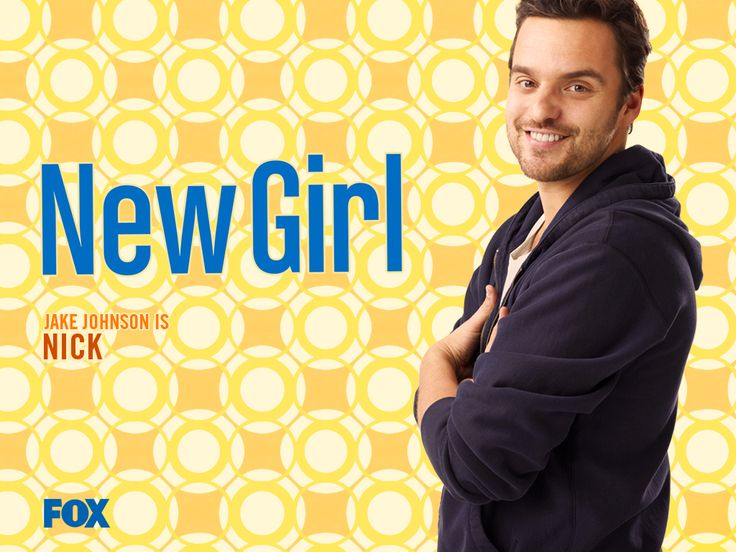 I have a huge crush on Nick from New Girl!